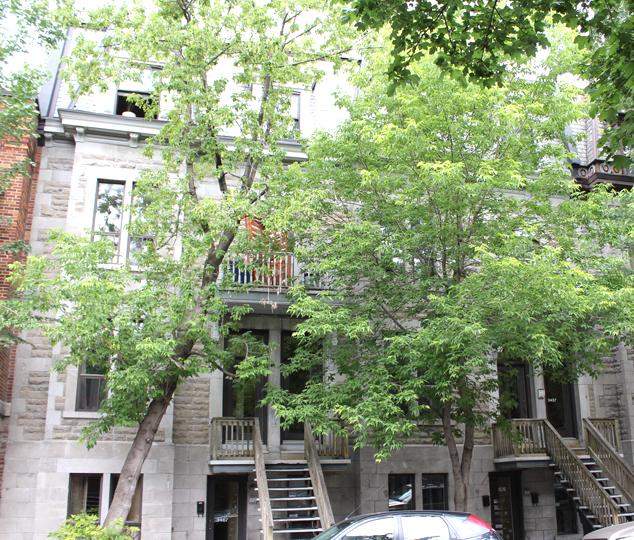 Resana Properties :: Rent Apartment In Montreal, Downtown And Plateau  Mont Royal